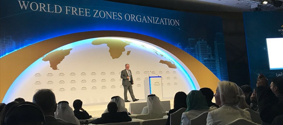 Rēzekne SEZ participates in Annual International Conference and Exhibition of World Free Zones Organization